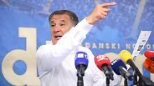 Zdravko Mamic hat mehrere Millionen Euro veruntreut - dafür muss er mehr als sechs Jahre in Haft.