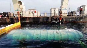 Umstrittene Technologie: Microsoft versenkt Rechenzentrum im Meer