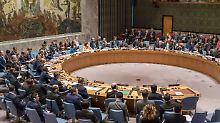 """Neu gewählter Uno-Sicherheitsrat: """"Die Alternative ist Anarchie"""""""