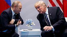 Gipfel mit Trump und Putin?: G6 wäre aufrichtiger als G8