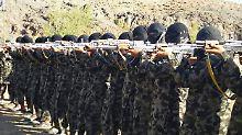 Das erste Mal seit US-Einmarsch: Taliban verkünden dreitägige Waffenruhe