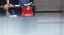 RTL/n-tv Trendbarometer: Union verliert leicht - FDP gewinnt