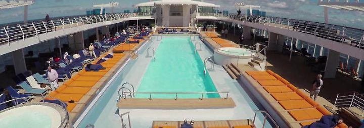 Ratgeber Extra: Kreuzfahrten: Thema u.a.: Norwegian Cruise Line