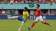 Brasilien zeigt sich in WM-Form: Neymar und Co. zerlegen Österreich