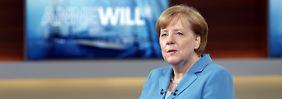 Ungewohnt deutliche Worte: Merkel kritisiert Trump scharf