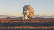 Frage & Antwort, Nr. 536: Wieso entdecken wir keine Außerirdischen?