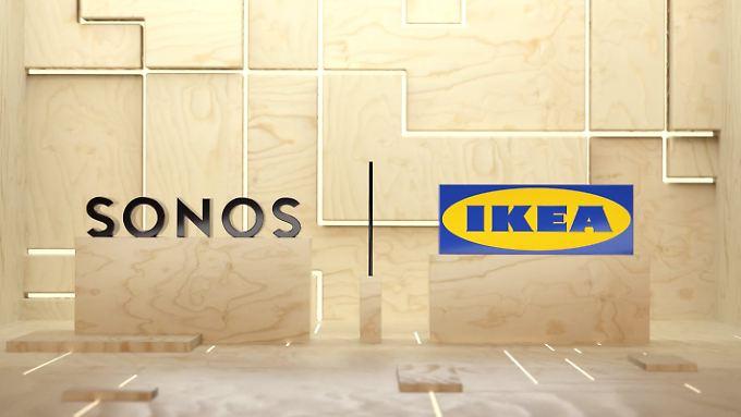 Sonos und Ikea scheinen ganz gut zusammenzupassen.