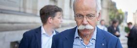 Anordnung von Scheuer: Daimler ruft Hunderttausende Autos zurück