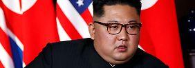 Verzicht auf Atomwaffen: Neu sind Kims Ankündigungen nicht
