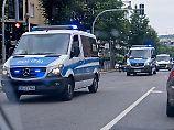Fahndung jetzt bei Zwickau: Polizei hat Hinweise zu bewaffnetem Mann