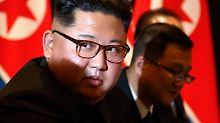 Kim und Abe wohl bereit: Nordkorea-Japan-Gipfel deutet sich an