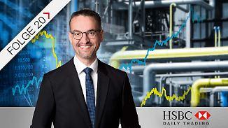 Dow Jones und Bilfinger im Chart-Check: Schlüsselunterstützung hat gehalten