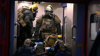 Festnahme in Köln: Tunesier soll an Chemiebombe gebaut haben