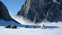 Vervielfachter Verlust: Antarktis verliert immer schneller ihr Eis