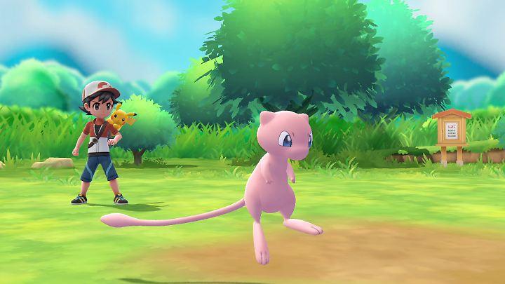 Pokémon-Spiele sind für Nintendo Erfolgsgaranten.