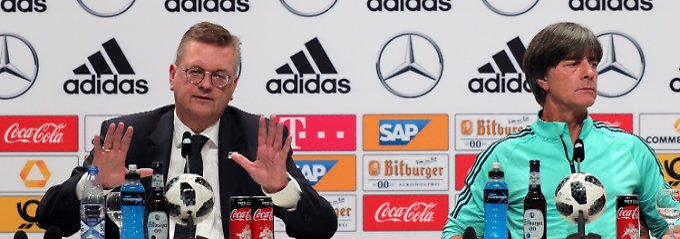 Watutinkis WM-Charme: DFB grätscht Trump ab, Löw sucht den Flow