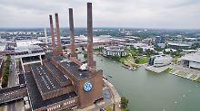"""""""Verantwortung für Dieselkrise"""": VW zahlt eine Milliarde Euro Bußgeld"""