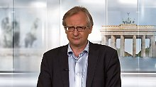 """Albrecht von Lucke im n-tv Interview: """"Ist denkbar, dass Merkel über den Asylstreit fällt"""""""