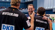 Der Sport-Tag: Handballer siegen gegen Ex-Trainer Sigurdsson