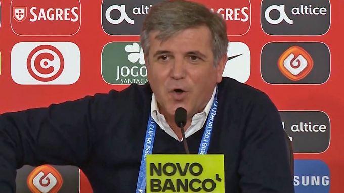 SPÄTER_Portugiesen-Ohrwurm zur WM: SPÄTER_Kommentator trällert Ronaldo-Song
