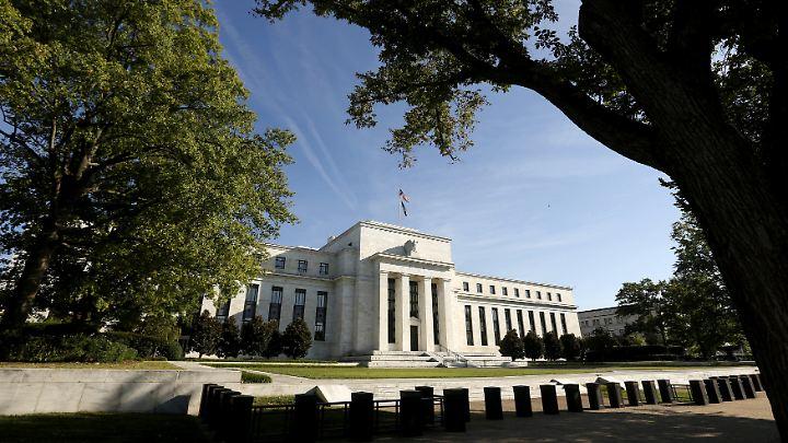 Die Fed hebt zum zweiten Mal inm Jahr 2018 die Zinsen an.