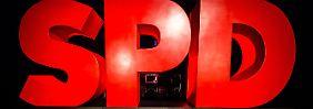 Sparkurs trotz Geldsegen: SPD kämpft gegen Millionenloch