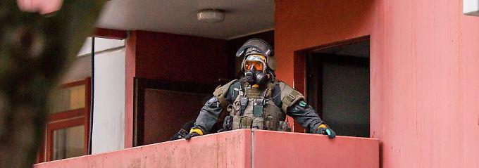 Gift-Alarm in Köln: Tunesier experimentiert mit hochgiftigem Rizin