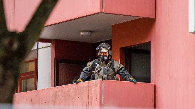 Gift-Fund in Köln: Teile des gefährlichen Rizins offenbar verschwunden