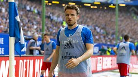 23 Minuten stand Nicolai Müller in der letzten Saison auf dem Platz. Ein Kreuzbandriss setzte ihn lange außer Gefecht.