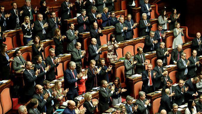 Die Wahl in Italien gewannen rechtspopulistische Parteien.