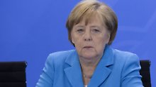 Krisengipfel in der CDU-Zentrale: Engste CDU-Spitze diskutiert Asylstreit