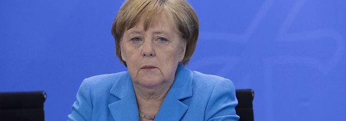Kanzlerin Merkel könnte vor einer Niederlage in der Unionsfraktion stehen.