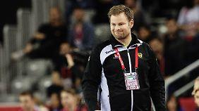 Schweden Nationaltrainer schwingt bald in der HBB das Zepter.