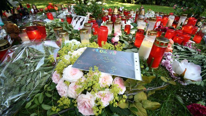 Viele Menschen in Viersen trauern um die 15-Jährige.