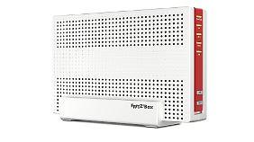 Auch die Fritzbox 6590 Cable erhält mit der neuen Labor-Version endlich die Mesh-Funktion.