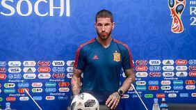 Ramos kämpfte wohl für den alten Trainer.