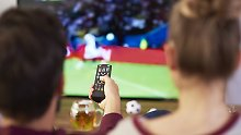 Fußball-WM im TV: Bei welchem Signal ist der Ball zuerst drin?
