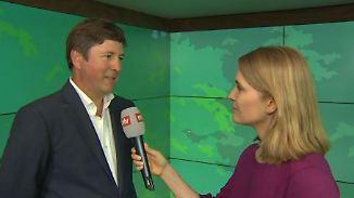 Erik Kahlert im n-tv Interview: Wie Künstliche Intelligenz einen Aufzug komfortabler macht