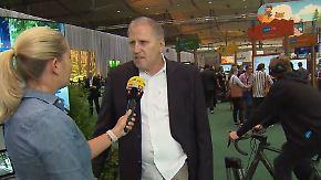 Lothar Arnold n-tv Interview: Wie passen Fahrräder und Digitalisierung zusammen?