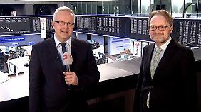 """Frank Meyer spricht mit Robert Rethfeld: """"Beim Thema Handelskrieg ist viel Schaum in der Luft"""""""