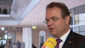"""Friedrich zum Streit in der Union: """"Es ist alles wieder in ruhigem Fahrwasser"""""""