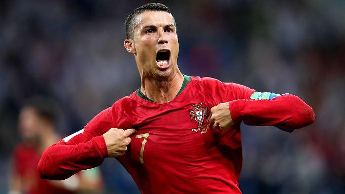 Wer Ist Ronaldo
