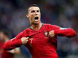 """""""Weiß nicht, wie man verliert"""": Wehe, Ronaldo ist mal nicht der Beste"""
