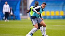 Der Sport-Tag: Bundesliga-Duo in Frankreichs Startelf gegen Australien