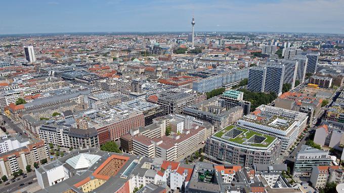 Russische Oligarchen haben unter anderem den Berliner Immobilienmarkt im Visier.