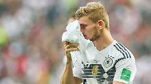 Weltmeisterliche Pleite: Deutschland leckt Wunden in Isolation
