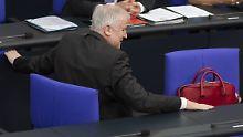 """Interview mit CDU-Politiker: """"Ein Innenminister ist kein Solist"""""""