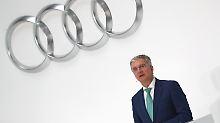 Festnahme im Abgasskandal: Ermittler nehmen Audi-Chef Stadler fest