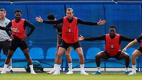 Belgien mit breiter Brust zum WM-Auftakt: Kane soll England vom WM-Fluch befreien