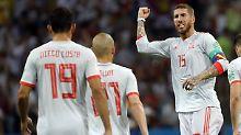 WM-Fakten für Besserwisser: Spätzünder Iran prüft Spaniens Defensive
